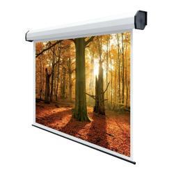 Écran pour vidéoprojecteur SOPAR Electric Rubin - Écran de projection - montable au plafond, montable sur mur - motorisé - 230 V - 160 po (406 cm) - 1:1
