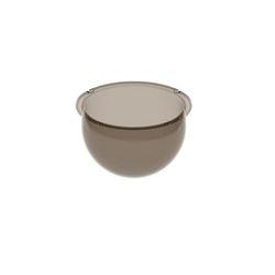 Smoked dome cupola per videocamera 5505-601