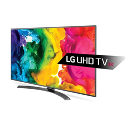 TV LED LG - Smart 55UH661V Ultra HD 4K