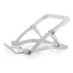 Support pour LCD Exponent Portable ErgoNotebook Stand - Support pour ordinateur portable - blanc