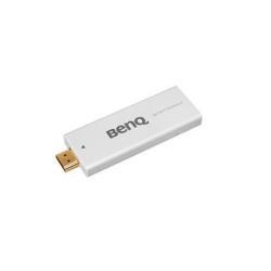 BenQ Qcast - Adaptateur de diffusion en continu de support réseau - 802.11b, 802.11g, 802.11n - pour BenQ GP20, GP30, MW665, MW724, MW853, MX600, MX602, MX723, MX852, W1070, W1080, W1350