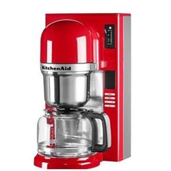 Expresso et cafetière KitchenAid 5KCM0802 - Cafetière - 8 tasses - rouge empire