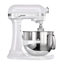 Robot de cuisine Kitchenaid Artisan 5KSM7580XEFP Bowl-Lift - Robot multi-fonctions - 16 tasse - 500 Watt - perle givrée