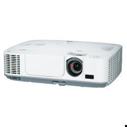 Vid�oprojecteur NEC M271X - Projecteur LCD - 2700 lumens - XGA (1024 x 768) - 4:3 - LAN