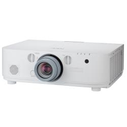 Vidéoprojecteur NEC PA722X - Projecteur LCD - 3D - 7200 ANSI lumens - XGA (1024 x 768) - 4:3 - aucune lentille