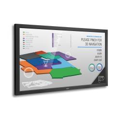 """Écran LFD NEC MultiSync V652-TM - Classe 65"""" (64.5"""" visualisable) - Série V écran DEL - signalisation numérique - avec écran tactile - 1080p (Full HD) - système de rétroéclairage en bordure par DEL Edge-Lit - noir"""