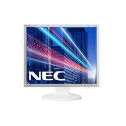 "Écran LED NEC MultiSync EA193Mi - Écran LED - 19"" - 1280 x 1024 - IPS - 250 cd/m² - 1000:1 - 6 ms - DVI, VGA, DisplayPort - haut-parleurs - blanc, argenté(e)"