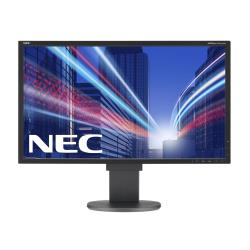 "Écran LED NEC MultiSync EA273WMi - Écran LED - 27"" (27"" visualisable) - 1920 x 1080 Full HD (1080p) - IPS - 250 cd/m² - 1000:1 - 5 ms - HDMI, DVI-D, VGA, DisplayPort - haut-parleurs - noir"