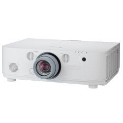 Vidéoprojecteur NEC PA522U - Projecteur LCD - 3D - 5200 ANSI lumens - WUXGA (1920 x 1200) - 16:10 - HD 1080p - aucune lentille - LAN