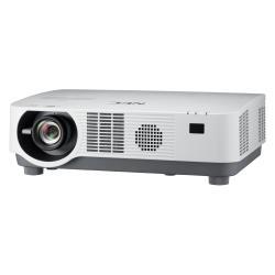 Vid�oprojecteur NEC P502HL - Projecteur DLP - 3D - 5000 ANSI lumens - 1920 x 1080 - 16:9 - HD 1080p - LAN