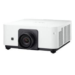 Vid�oprojecteur NEC PX602UL - Projecteur DLP - 3D - 6000 ANSI lumens - WUXGA (1920 x 1200) - 16:10 - HD 1080p - aucune lentille - LAN