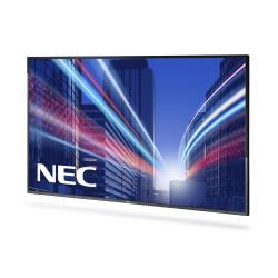 """Écran LFD NEC MultiSync E585 - 58"""" Classe - E Series écran DEL - signalisation numérique - 1080p (Full HD) - LED à éclairage direct - noir"""