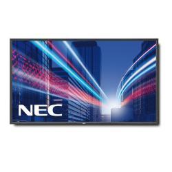 """Écran LFD NEC MultiSync E805 - 80"""" Classe - E Series écran DEL - signalisation numérique - 1080p (Full HD) - système de rétroéclairage en bordure par DEL Edge-Lit"""