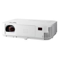 Vidéoprojecteur NEC M323X - Projecteur DLP - 3D - 3200 ANSI lumens - XGA (1024 x 768) - 4:3 - LAN