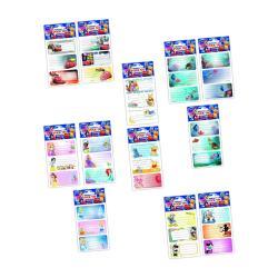 Etichette Niji - Stick tac