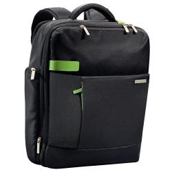 """Sacoche Leitz Smart Traveller - Sac à dos pour ordinateur portable - 15.6"""" - noir"""