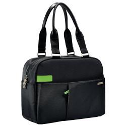 "Sacoche Leitz Complete Shopper Smart Traveller - Sacoche pour ordinateur portable - 13.3"" - noir"