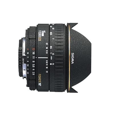 Sigma - 15MM F2.8 AF EX DG NIK