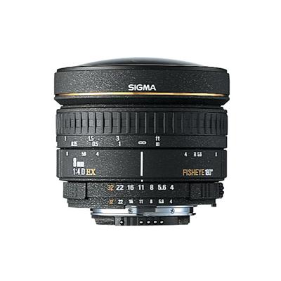 Sigma - 8MM 3.5 EX DG NIK