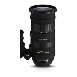 Objectif Sigma - Téléobjectif zoom - 50 mm - 500 mm - f/4.5-6.3 APO DG OS HSM - Nikon F