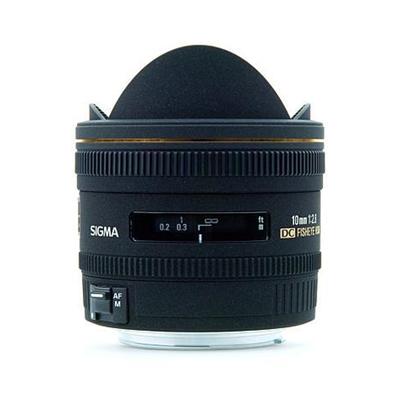 Sigma - 10MM F2.8 EX DC HSM CAN