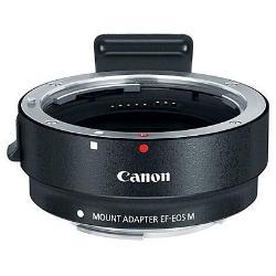 Canon - Bague d'adaptation d'objectif Canon EF - Canon EF-M - pour EOS M