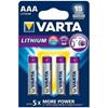 Pile VARTA - Varta Professional Lithium -...