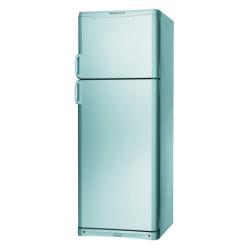 Réfrigérateur Indesit TAAN 6 FNF S - Réfrigérateur/congélateur - pose libre - largeur : 70 cm - profondeur : 68.5 cm - hauteur : 190 cm - 402 litres - congélateur haut - classe A+ - argenté(e)