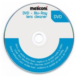 Puliscitestine Meliconi - Dvd/blu ray cleaner