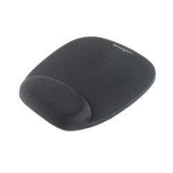 Tapis de souris Kensington Foam Mouse Wristrest - Tapis de souris avec repose-poignets - noir