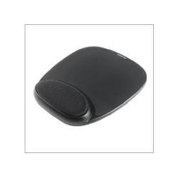 Kensington Gel Mouse Rest - Tapis de souris avec repose-poignets - noir