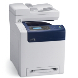 Imprimante laser multifonction Xerox WorkCentre 6505DN - Imprimante multifonctions - couleur - laser - Legal (216 x 356 mm) (original) - A4/Legal (support) - jusqu'à 23 ppm (copie) - jusqu'à 23 ppm (impression) - 250 feuilles - 33.6 Kbits/s - USB 2.0, Gigabit LAN, hôte USB