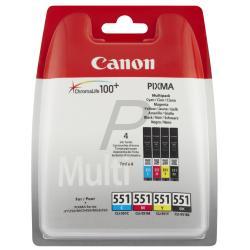 Cartuccia Canon - Cli-551 multipack