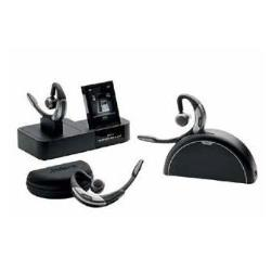 Jabra Motion UC with Travel & Charge Kit MS - Casque - embout auriculaire - montage sur l'oreille - sans fil - Bluetooth