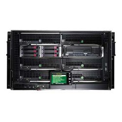 Cabinet Hewlett Packard Enterprise - Hp blc3000 platinum enclosure with