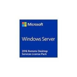Software Windows remote desktop services cal 2016