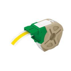 Ruban Leitz - Bande d'étiquettes - auto-adhésif - jaune - Rouleau (1,27 cm x 11,8 m) 1 rouleau(x) - pour Leitz Icon Smart Labeling System