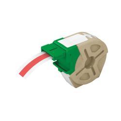 Ruban Leitz - Bande d'étiquettes - auto-adhésif - rouge - Rouleau (1,27 cm x 11,8 m) 1 rouleau(x) - pour Leitz Icon Smart Labeling System