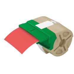 Leitz Icon - Étiquettes - plastique - auto-adhésif - rouge - Roll (8.89 cm x 11.9 m) 1 rouleau(x)