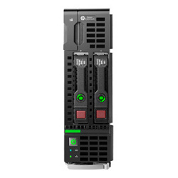Server Hewlett Packard Enterprise - Hp bl460c gen9 e5-2660v3 2p 64gb