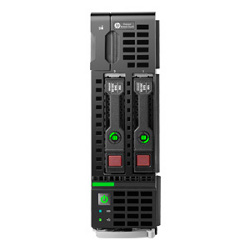 Server Hewlett Packard Enterprise - Hp bl460c gen9 e5-2670v3 2p 128gb s