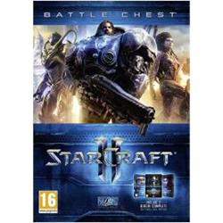 Videogioco Activision - Starcraft ii battlechest Pc