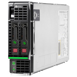 Server Hewlett Packard Enterprise - Hp bl460c gen8 e5-v2 10gb reman