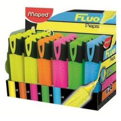 Evidenziatore Maped - Fluo peps