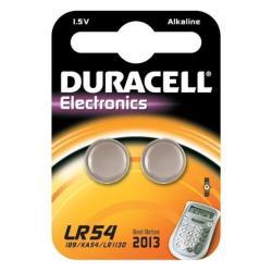 Pile Duracell - Lr54