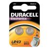 Pile Duracell - Duracell Electronics LR43 -...