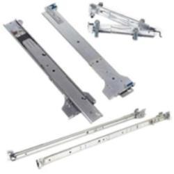 Dell ReadyRails static Rail Kit - Kit de rails pour armoire - 1U - pour PowerEdge R210, R210 II, R310, R410, R415; PowerVault NX300, NX3500
