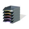 Vassoio Durable - Varicolor tray set