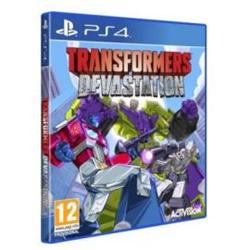 Videogioco Activision - Transformers devastation