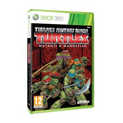 Videogioco Activision - Tartarughe ninja: mutanti a manhattan